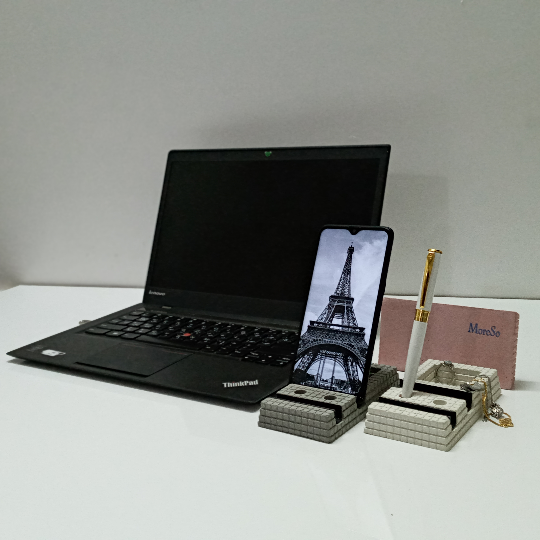 پایه نگهدارنده گوشی موبایل و تبلت مورسو مدل حوض فیروزه