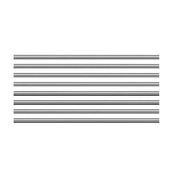 زه هواکش کاپوت  مدل FRC مناسب برای 206 بسته 8عددی
