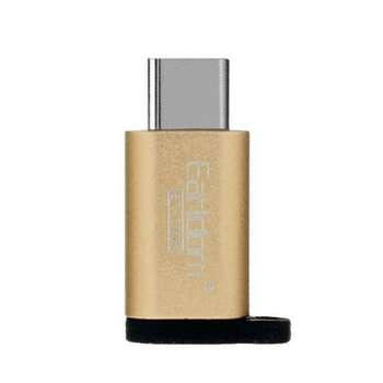 مبدل microUSB به USB-C ارلدام مدل ET-OT08