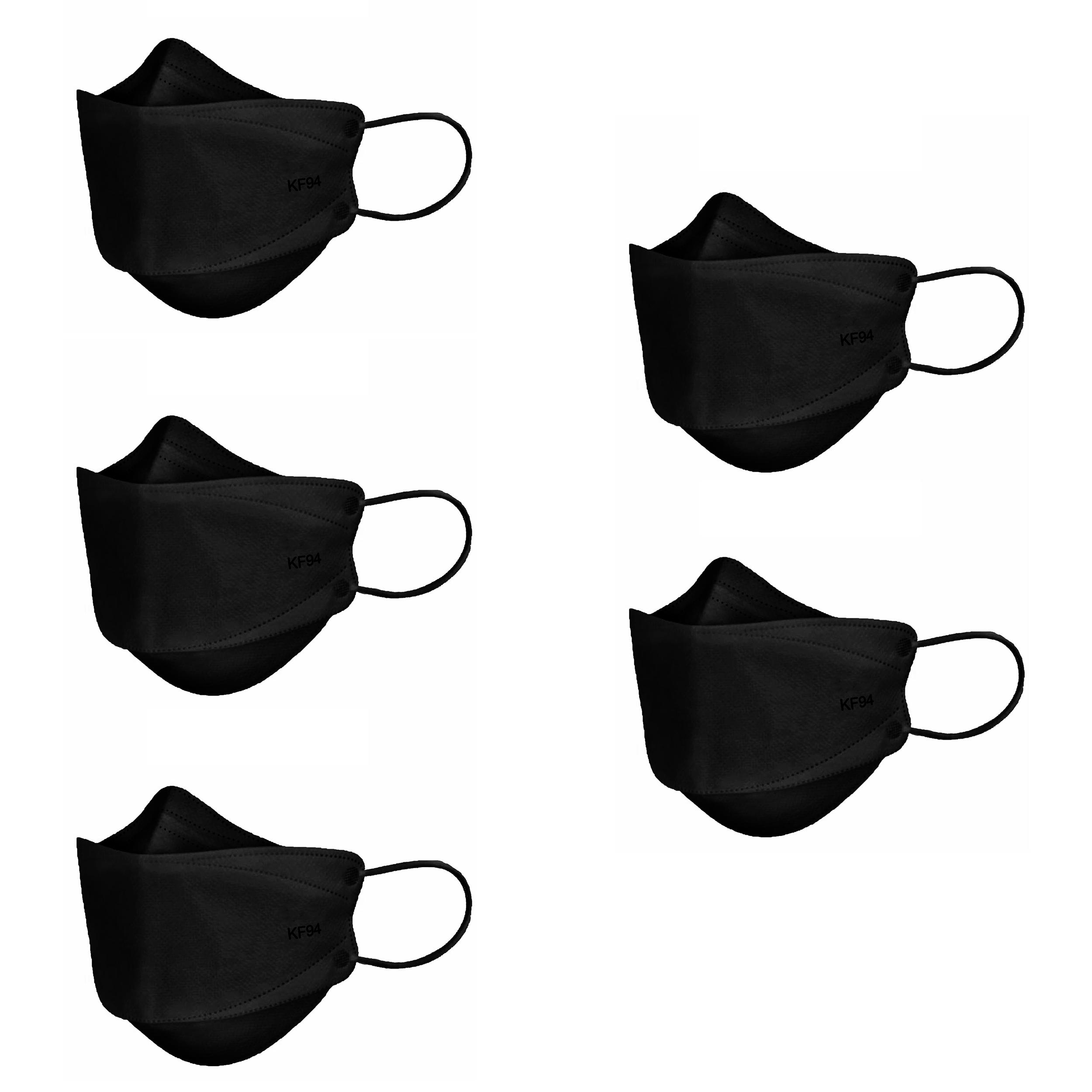 ماسک تنفسی اس اچ ام کد LY4-0064-M بسته 5 عددی