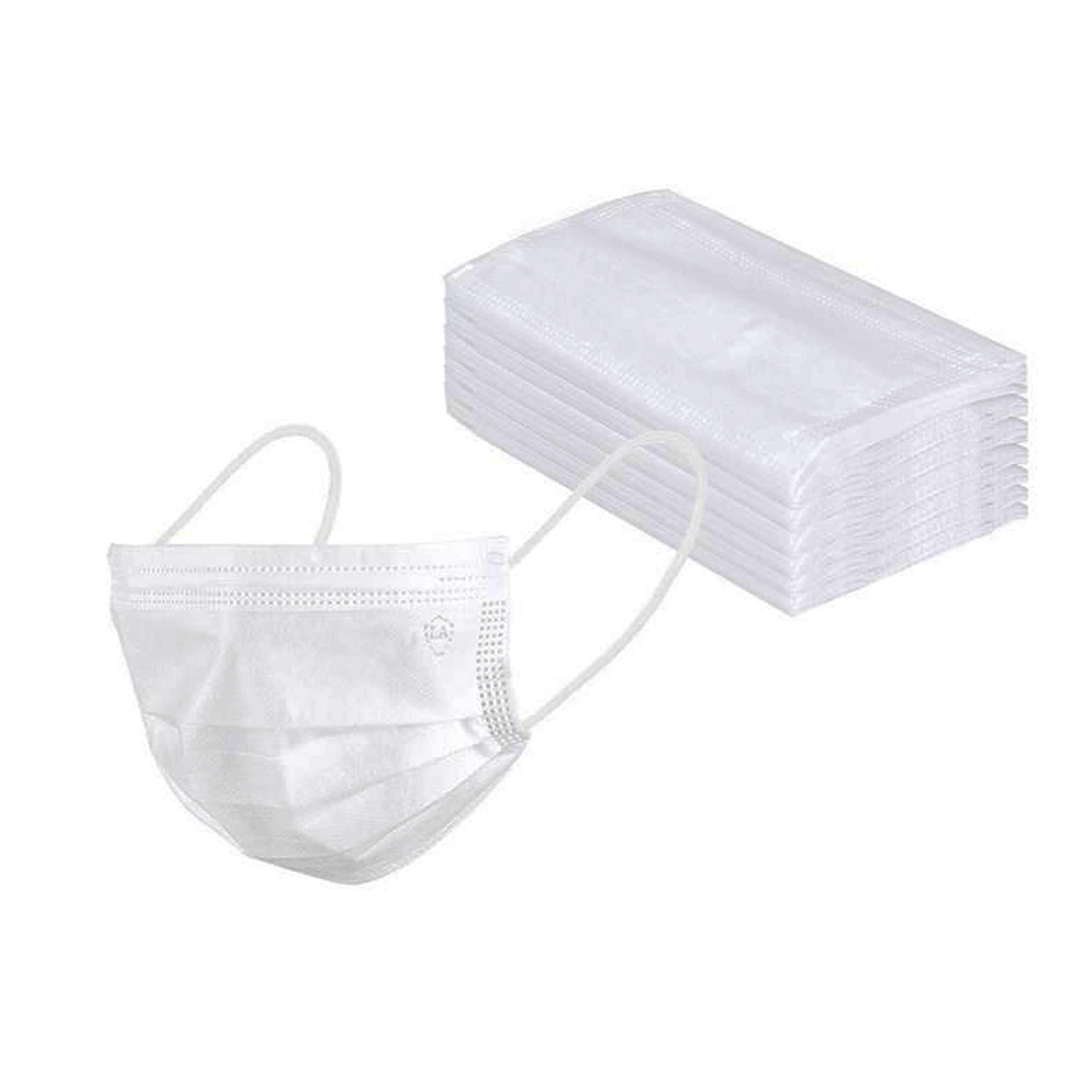 ماسک تنفسی مدل EEI010 بسته 10 عددی