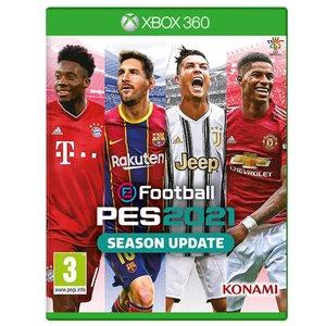 بازی PES 2021 مخصوص Xbox 360