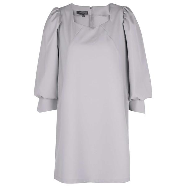 پیراهن زنانه زیبو مدل Angie-GRAY