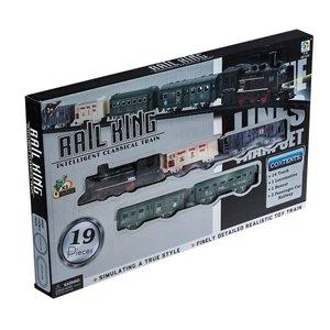 قطار بازی مدل Rail King کد 19