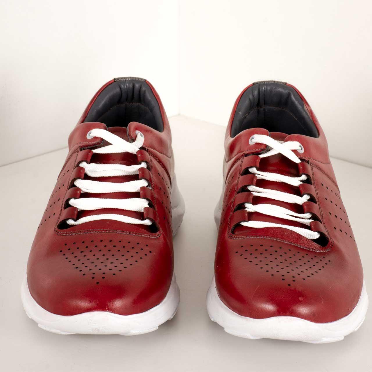 کفش روزمره مردانه پارینه چرم مدل SHO176-2 -  - 6