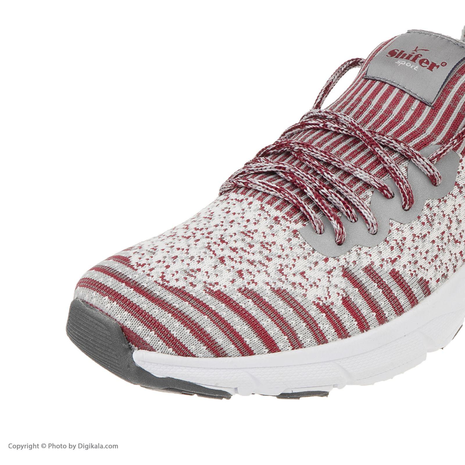 کفش پیاده روی زنانه شیفر مدل 5s03a-11 -  - 4