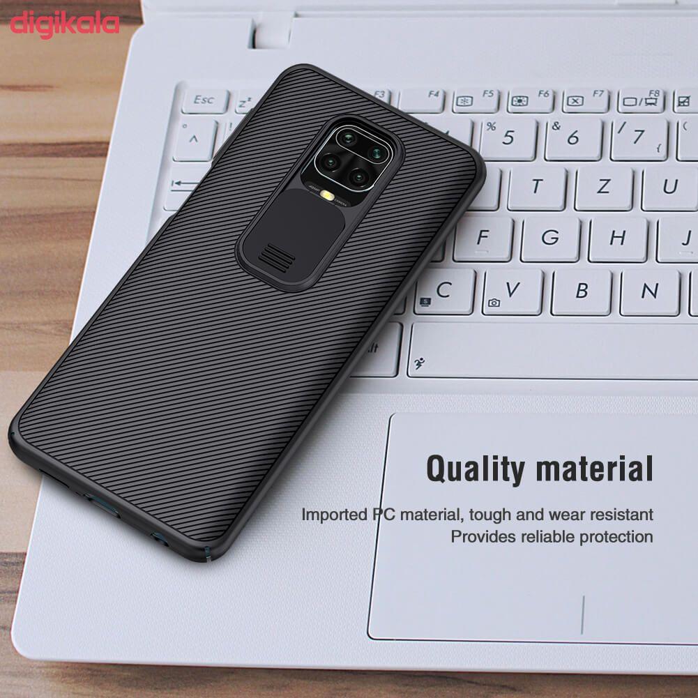 کاور نیلکین مدل CamShield مناسب برای گوشی موبایل  شیائومی Redmi Note 9 Pro / Redmi Note 9 Pro Max/ Redmi Note 9s main 1 6