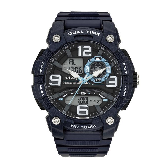 ساعت مچی عقربهای مردانه تِک دی مدل 655971