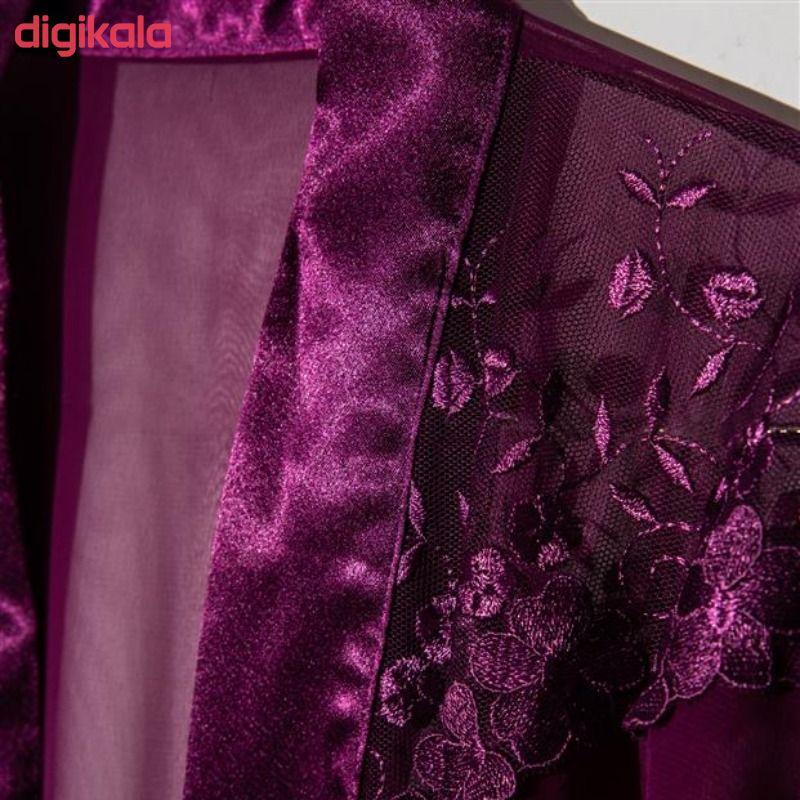 لباس خواب زنانه مدل 3820 main 1 5