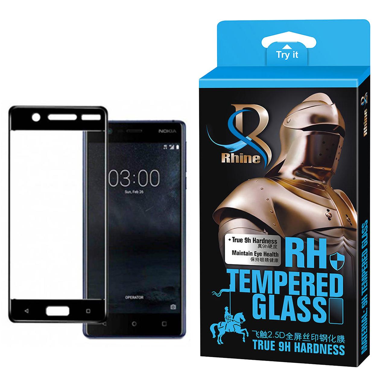 خرید                     محافظ صفحه نمایش راین مدل R_9 مناسب برای گوشی موبایل نوکیا 5