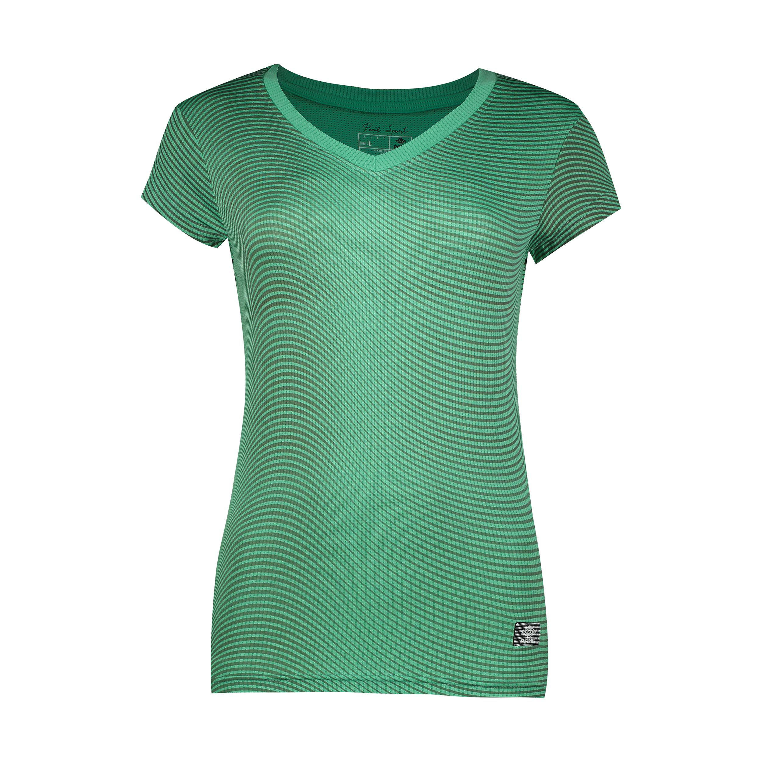 تی شرت ورزشی زنانه پانیل مدل 183G