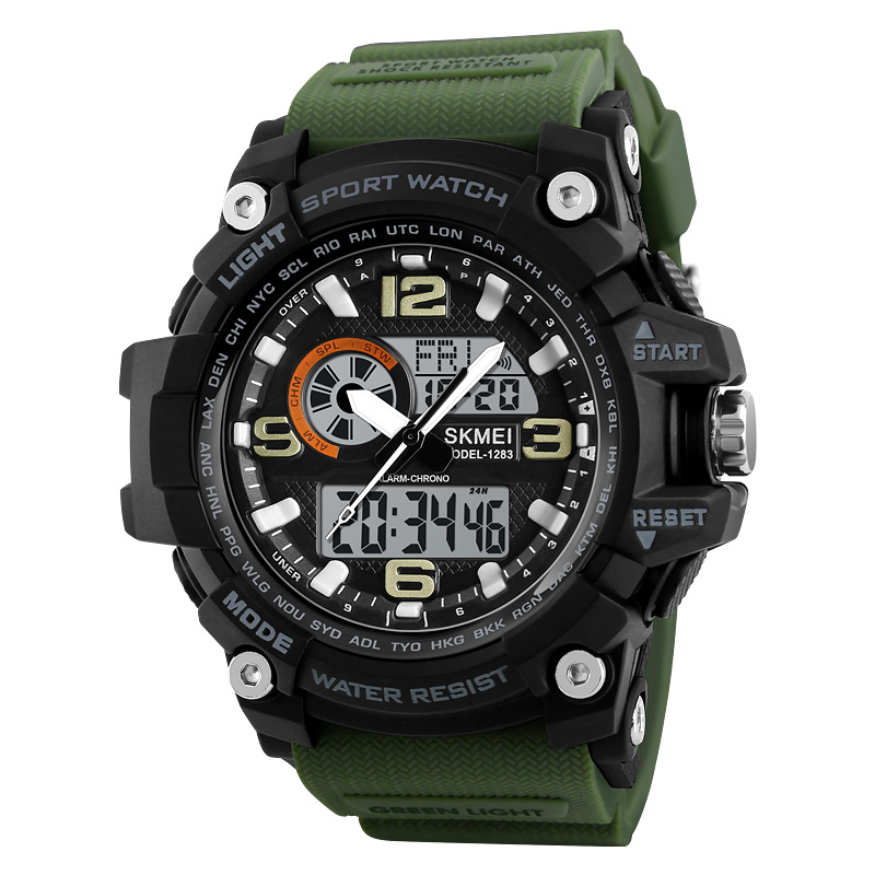 ساعت مچی دیجیتال مردانه اسکمی مدل 1283G-NP              ارزان