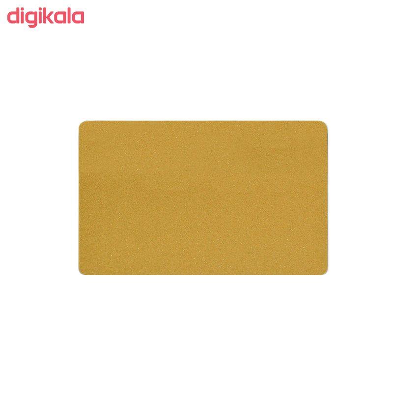 کارت مگنت پی وی سی طلایی کد 022 بسته 250 عددی main 1 2