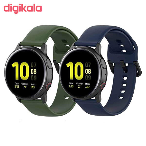 بند مدل nxe مناسب برای ساعت هوشمند سامسونگ Galaxy Watch Active/ Active 2 40 / 44mm main 1 1