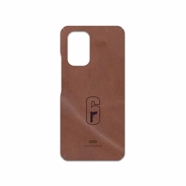 برچسب پوششی ماهوت مدل MNL-RNBW_SX مناسب برای گوشی موبایل شیائومی Poco F3 5G