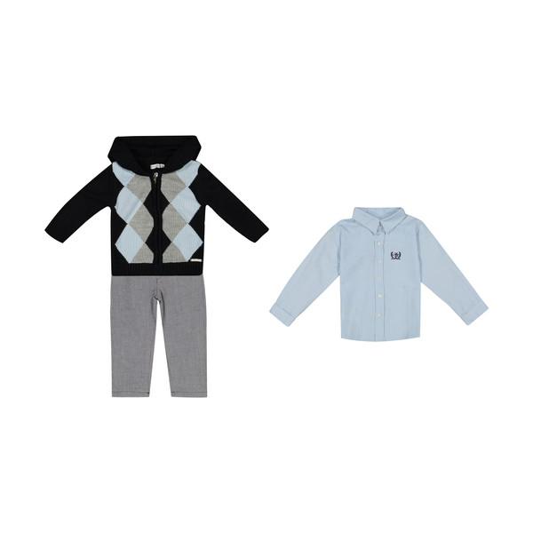 ست 3 تکه لباس پسرانه مونا رزا مدل 2141282-99