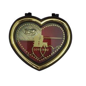 جعبه موزیکال مدل قلب کد 110