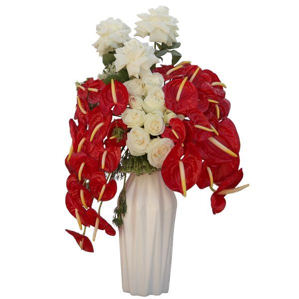 گلدان گل مدل Z113