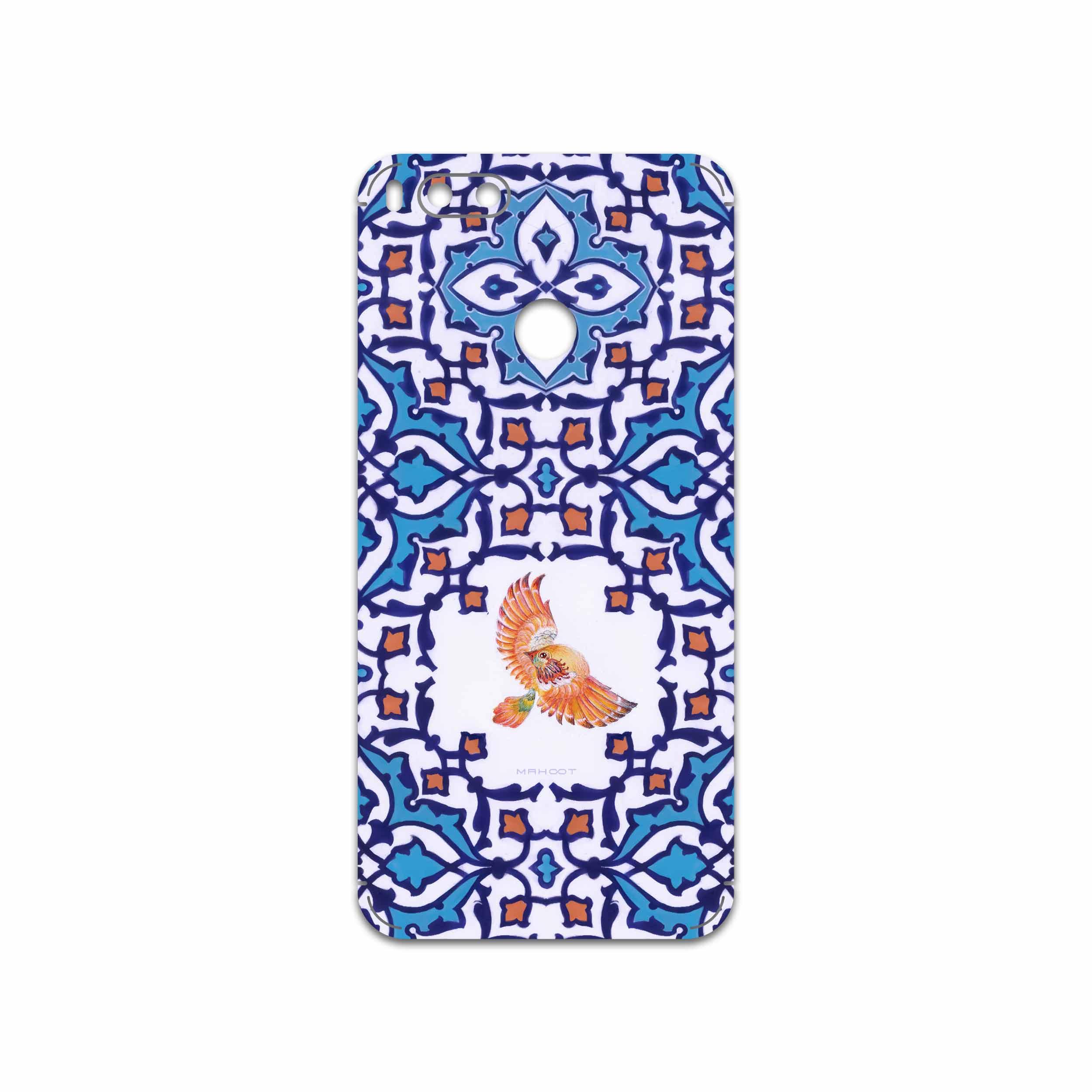برچسب پوششی ماهوت مدل Homa Tile مناسب برای گوشی موبایل شیائومی Mi A1