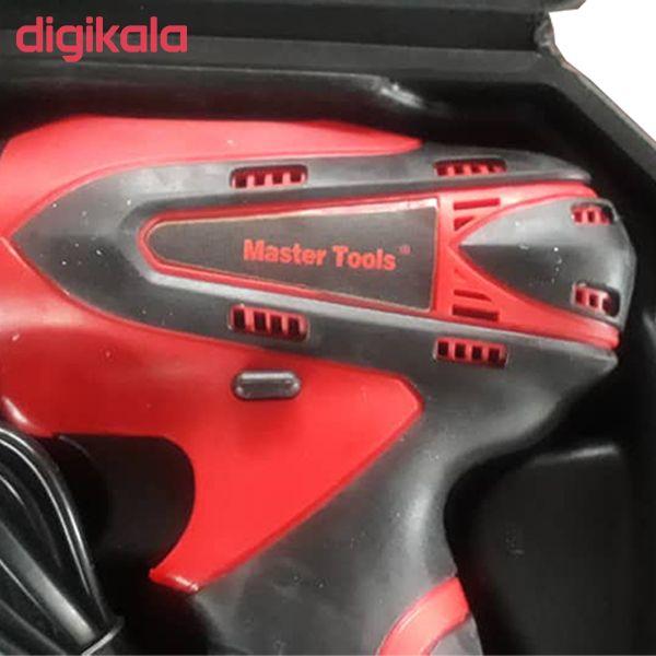 مجموعه 130 عددی ابزار مستر تولز مدل 6013 کد 2 main 1 30