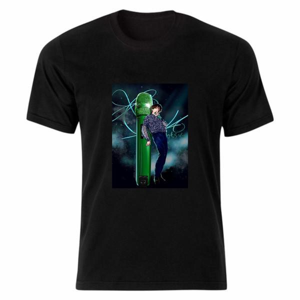 تی شرت آستین کوتاه زنانه مدل بی تی اس tme309