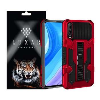 کاور لوکسار مدل kikstand-100 مناسب برای گوشی موبایل هوآوی Y9s