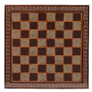 صفحه شطرنج خاتم کاری کد 25