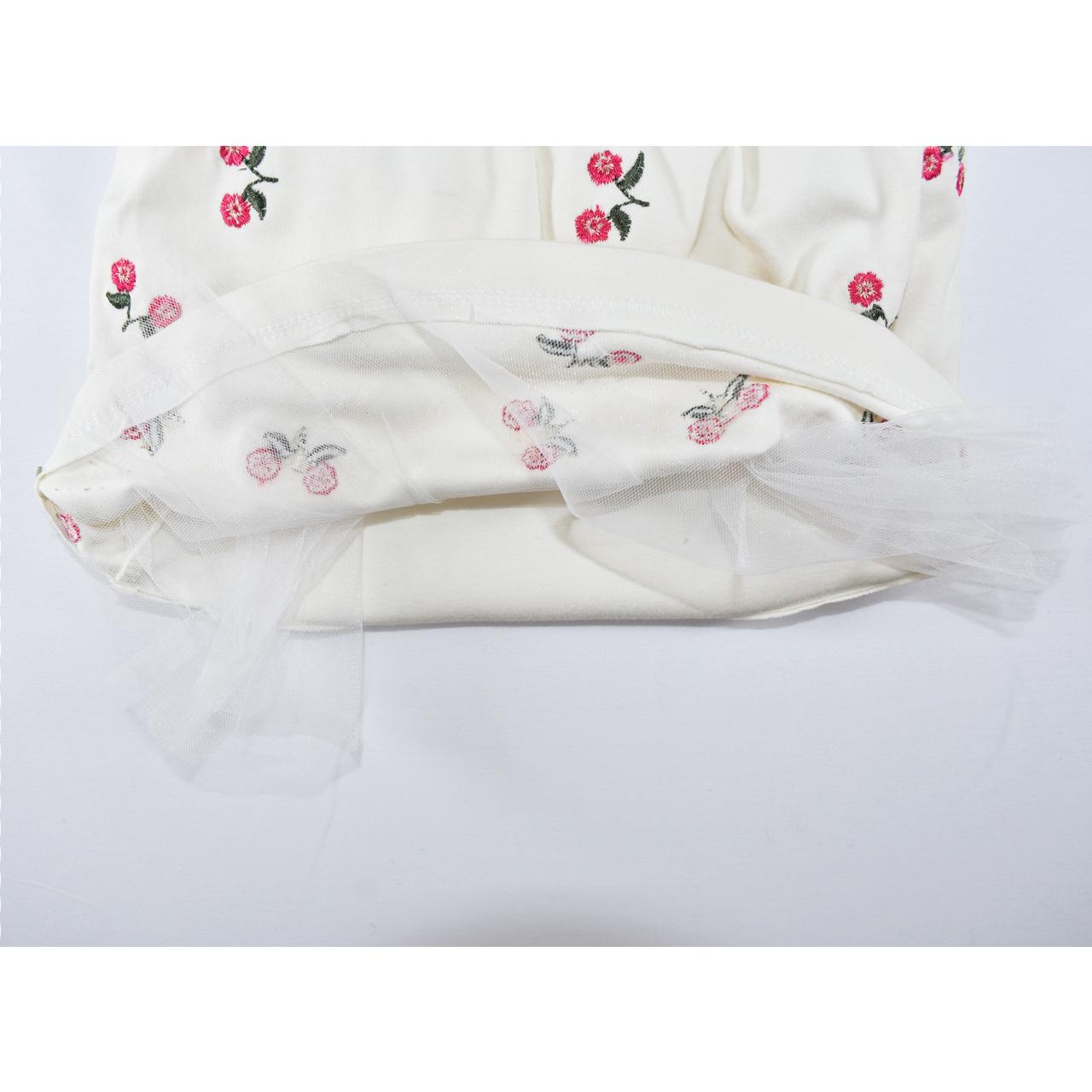 ست 5 تکه لباس نوزادی نیروان طرح گل کد 4 -  - 5