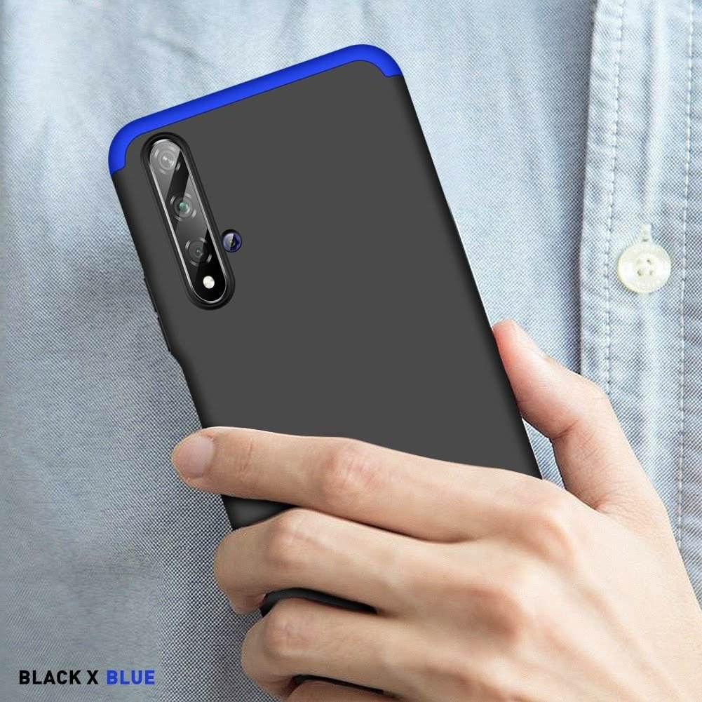 کاور ۳۶۰ درجه لمبر مدل KEYBDGK-1 مناسب برای گوشی موبایل هوآوی Nova 5T