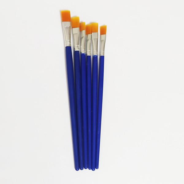قلم مو تخت مدل ALK مجموعه 6 عددی