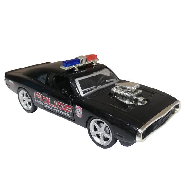 ماشین بازی طرح پلیس مدل فورد کد 0112