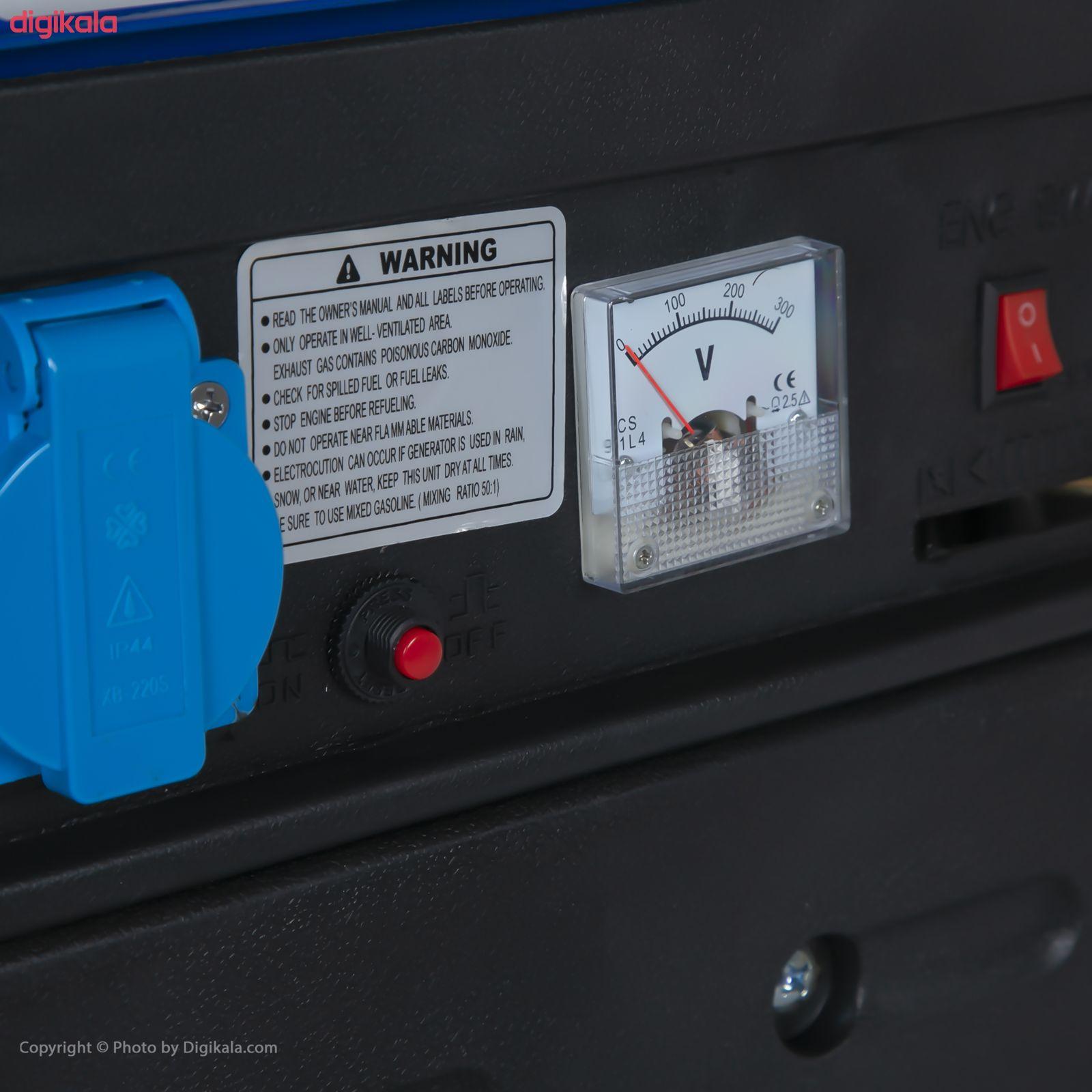 موتور برق بنزینی سوپر تی جی مدل TG2500DC کد 3 main 1 4