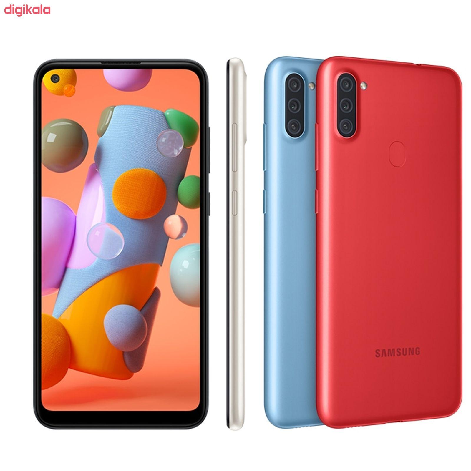 گوشی موبایل سامسونگ مدل Galaxy A11 SM-A115F/DS دو سیم کارت ظرفیت 32 گیگابایت با 2 گیگابایت رم main 1 4