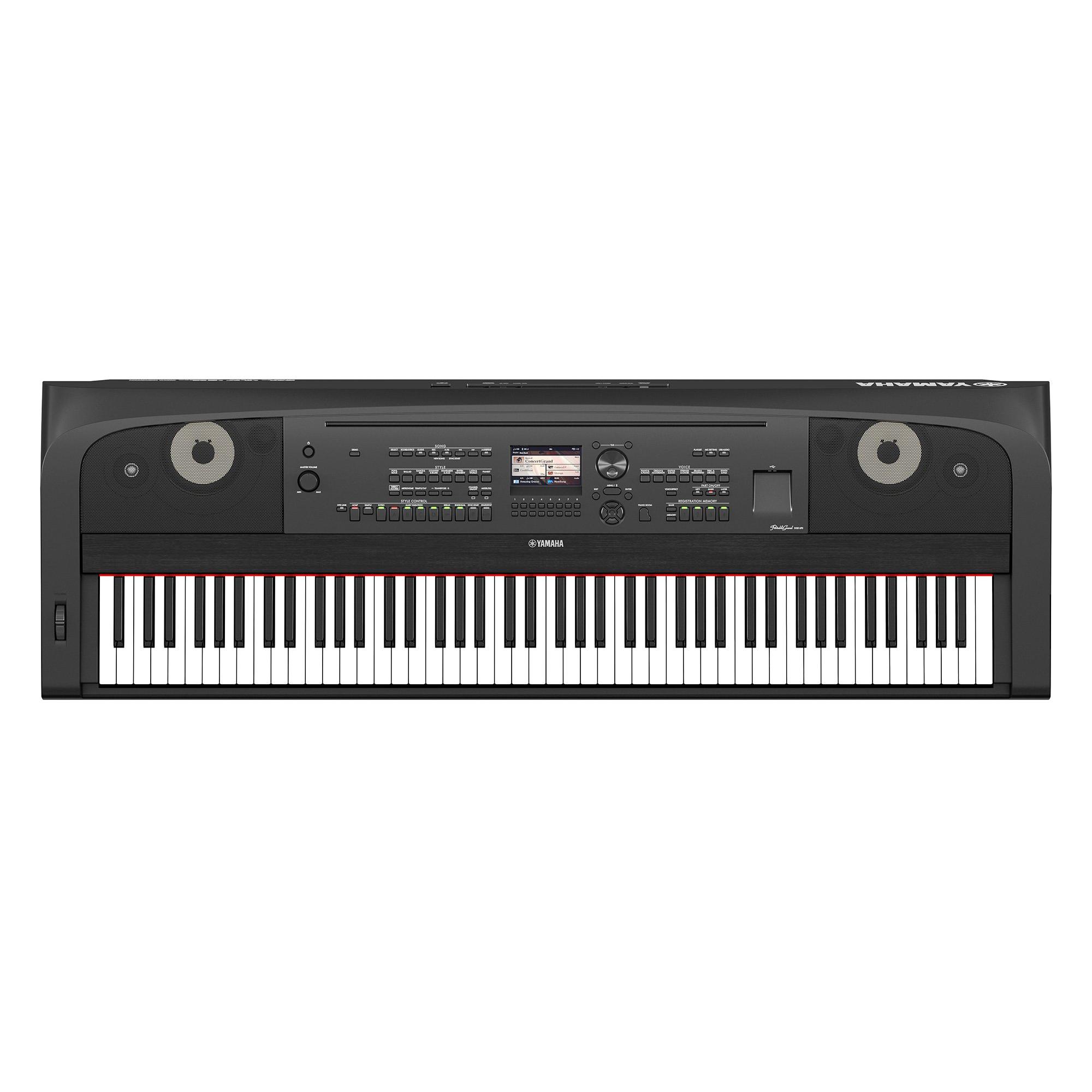خرید                                     پیانو دیجیتال یاماها مدل DGX-670
