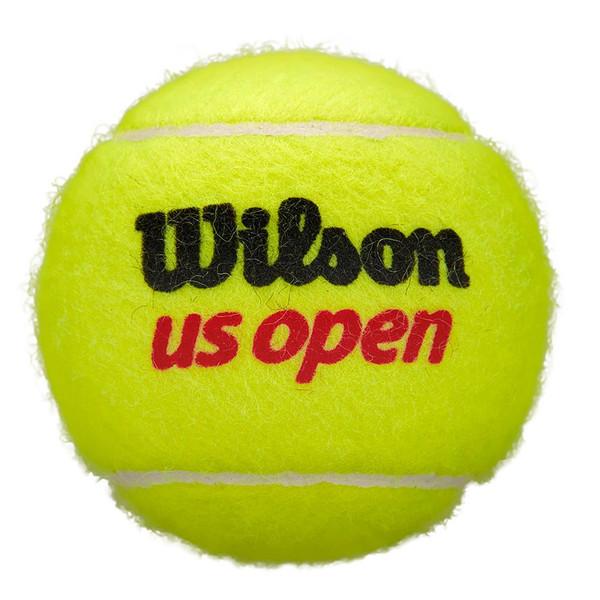 توپ تنیس ویلسون مدل Us Open بسته ۳ عددی