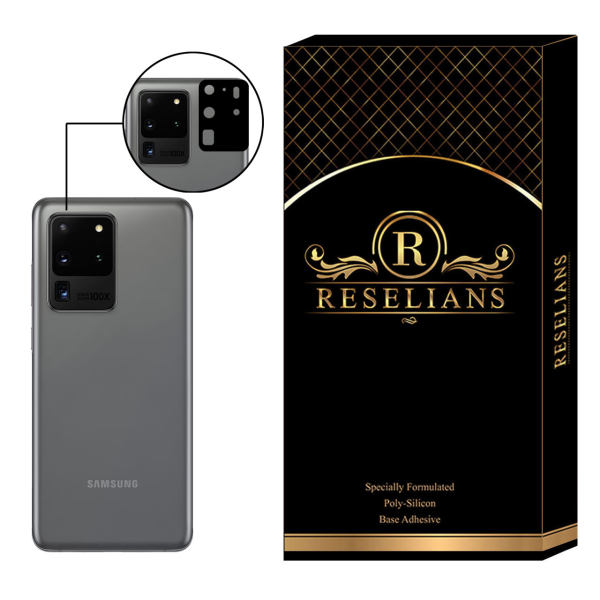 محافظ لنز دوربین نانو رزلیانس مدل RBL مناسب برای گوشی موبایل سامسونگ Galaxy S20 Ultra