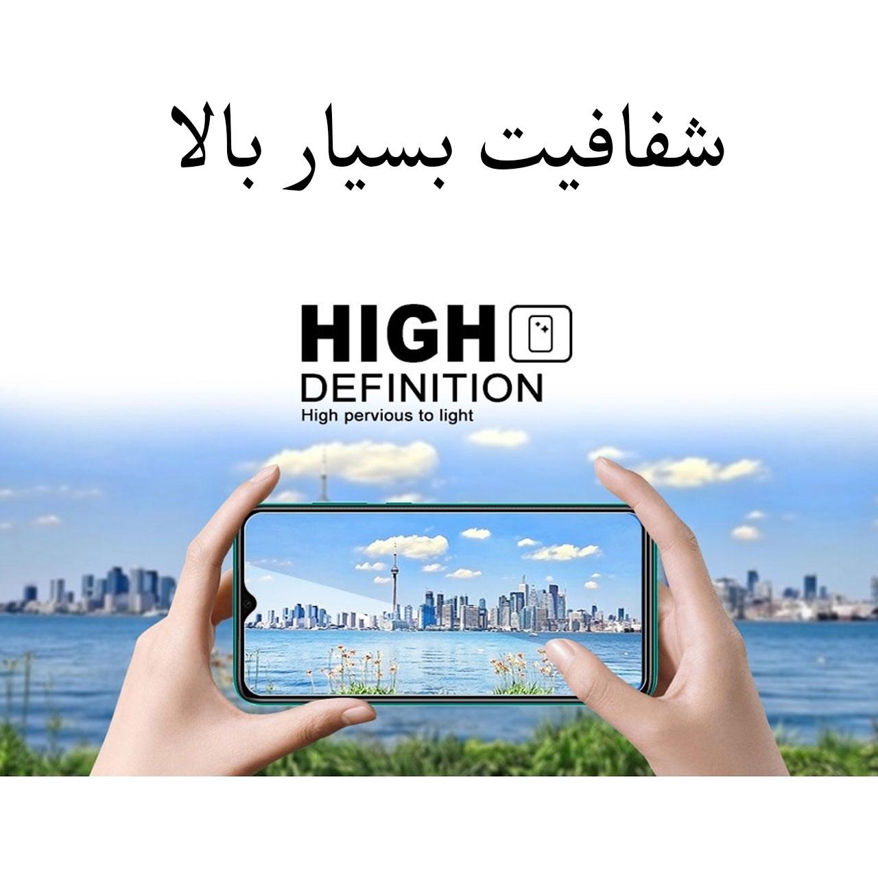 محافظ صفحه نمایش مدل FCG مناسب برای گوشی موبایل سامسونگ Galaxy M20 بسته سه عددی main 1 11
