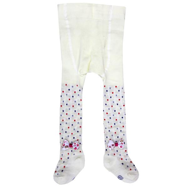 جوراب شلواری دخترانه مدل GHOMJA11