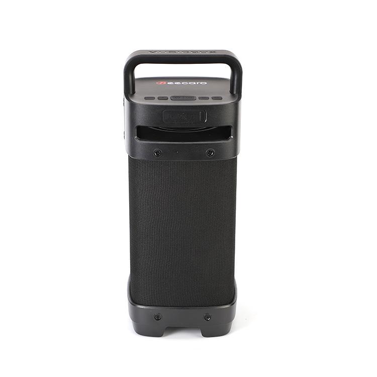 اسپیکر بلوتوثی قابل حمل بیکارو مدل GF801