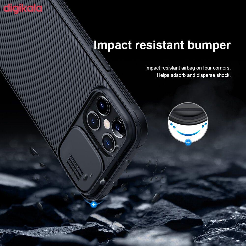 کاور نیلکین مدل CamShield Pro مناسب برای گوشی موبایل اپل iphone 12 pro max main 1 4