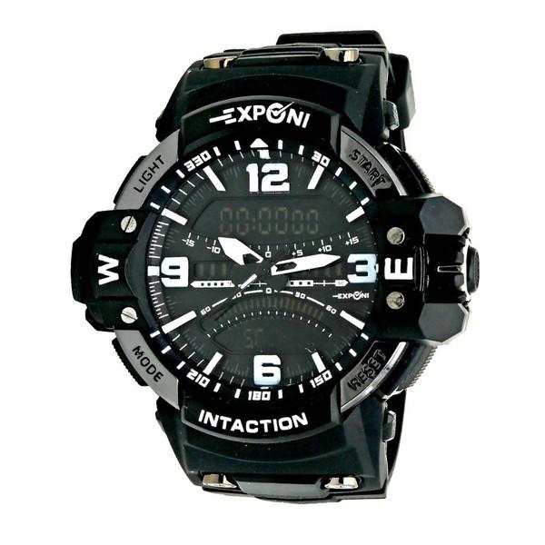 ساعت مچی عقربهای مردانه اکسپونی مدل 3962
