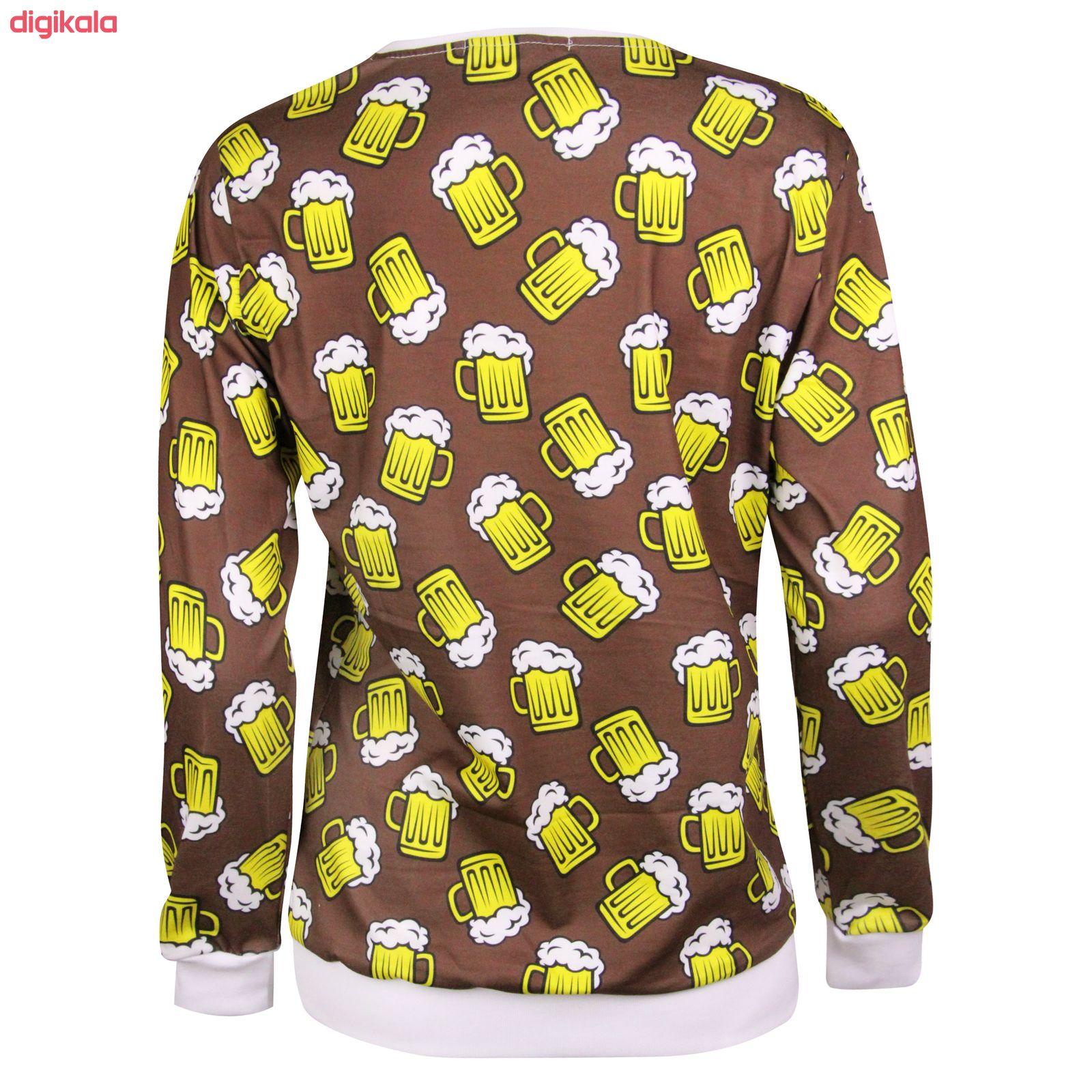ست تی شرت و شلوار زنانه ماییلدا مدل 3587-2 main 1 3