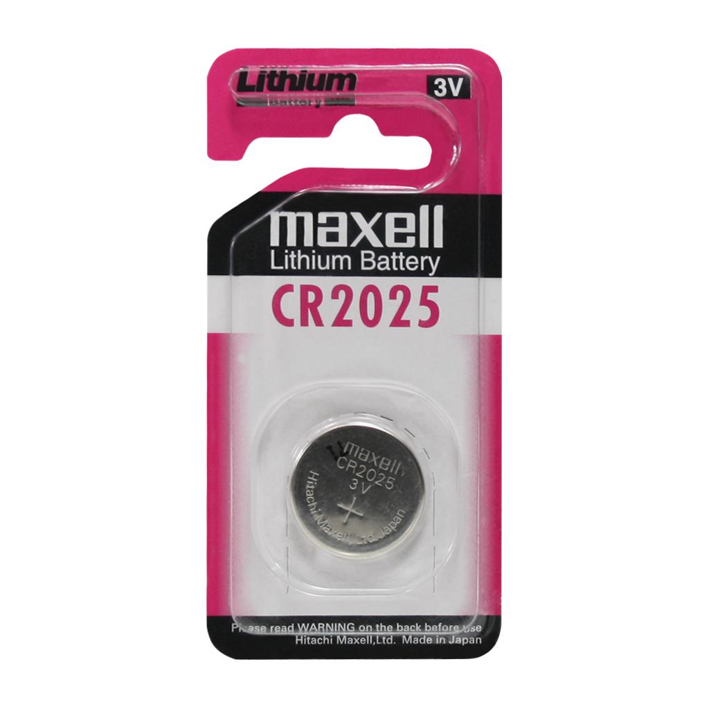 باتری سکه ای مدل CR2025