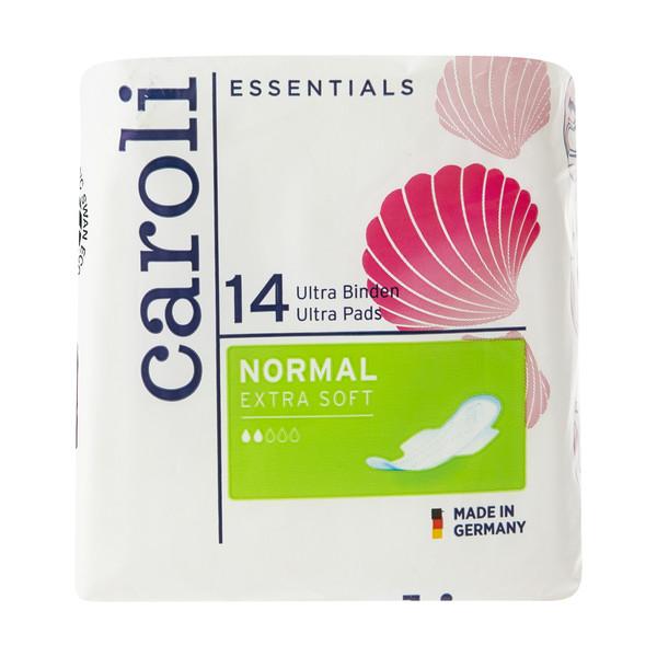 نوار بهداشتی کرولی سری Essentials مدل Ultra Plus بسته 14 عددی