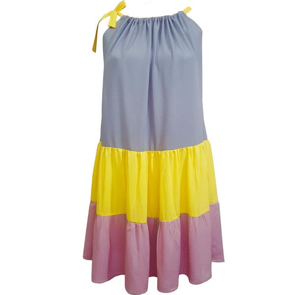 پیراهن ساحلی زنانه مدل G_63