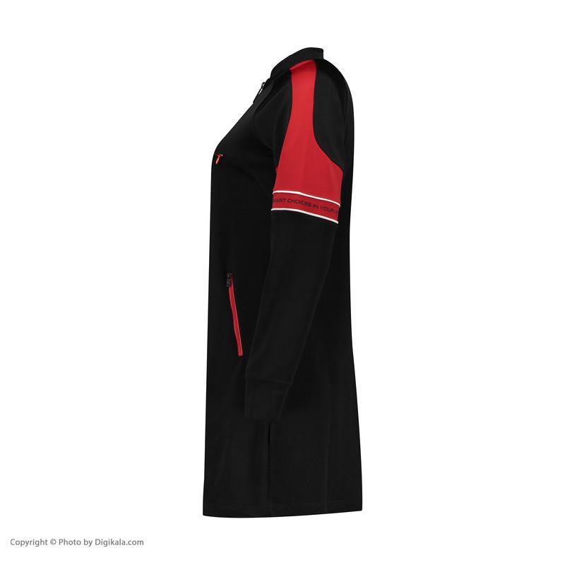 گرمکن ورزشی زنانه هالیدی مدل 852915-BLACK