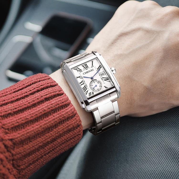 ساعت مچی عقربه ای چنکسی مدل CXa80