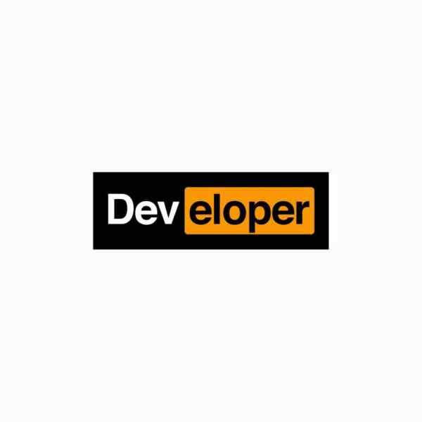 استیکر لپ تاپ طرح برنامه نویسی کد 0049