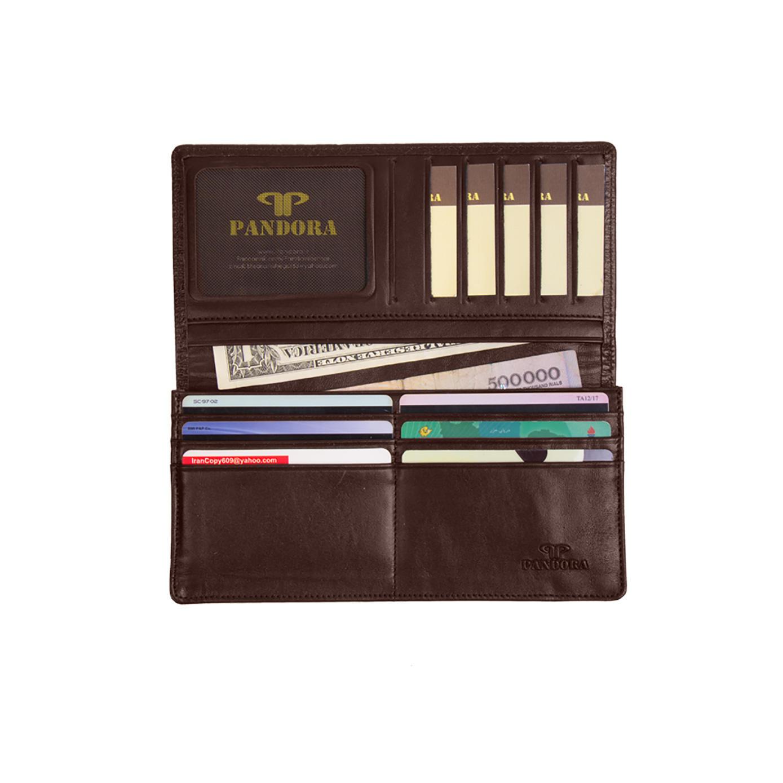 کیف پول مردانه پاندورامدل B6012 -  - 5