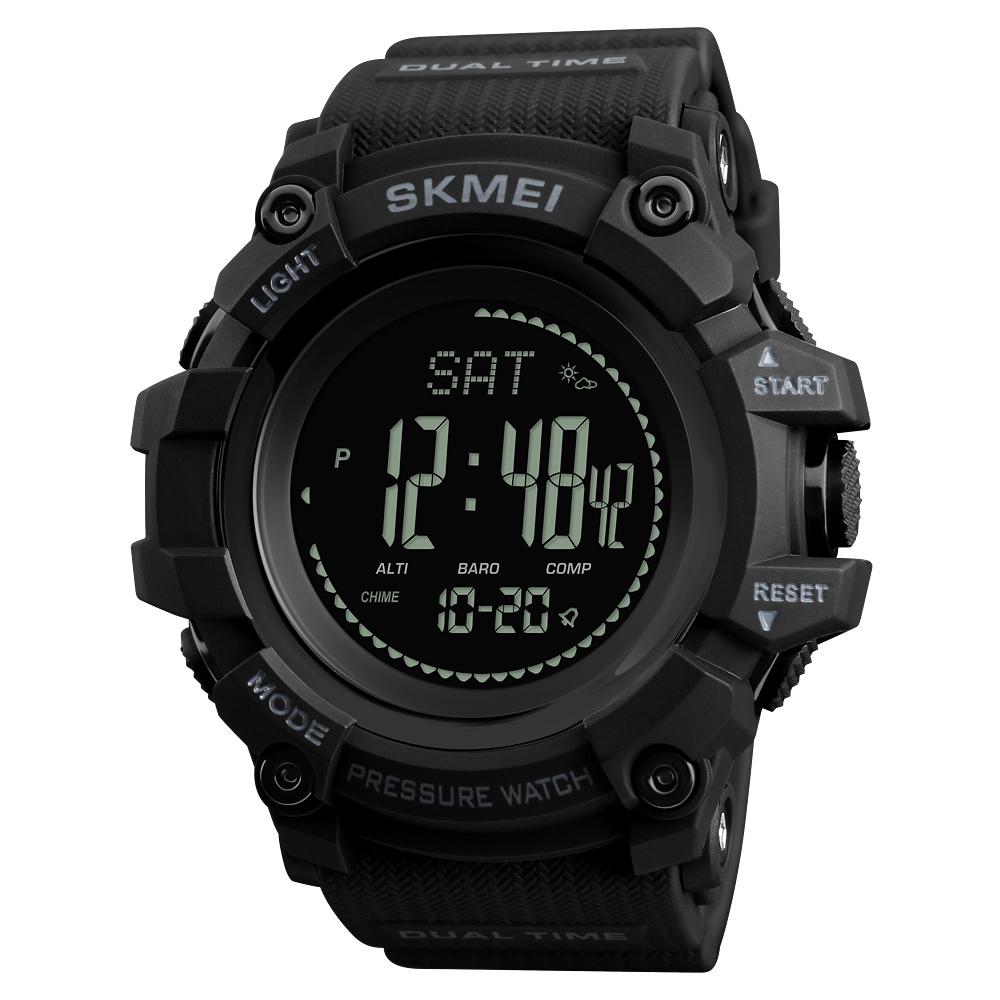 قیمت و خرید                      ساعت مچی دیجیتال مردانه اسکمی مدل 1358M-NP